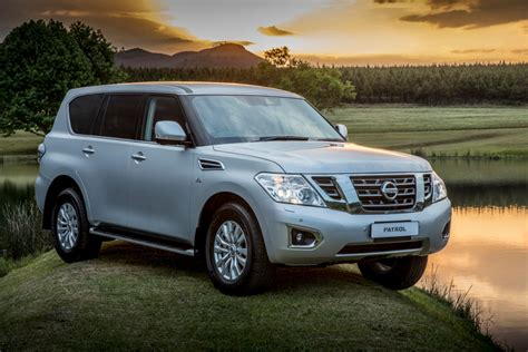 Maybe you would like to learn more about one of these? Nissan Patrol (2017) Launch Review - Cars.co.za