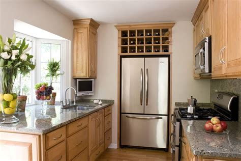 Galley Kitchen Remodel Ideas Pictures - a small house tour smart small kitchen design ideas
