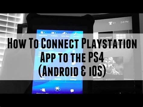 how to connect phone to ps3 how to your ps4 connected to your