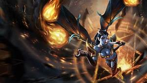 Queen of Pain Dota 2 2r Wallpaper HD