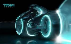Geek Gifts: $55,000 Street-Legal TRON: LEGACY Light Cycle ...