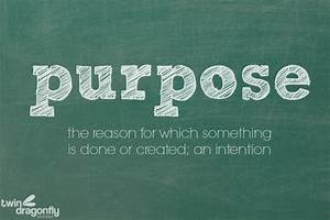 Purpose - word of the year » Dragonfly Designs