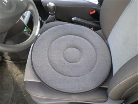 coussin pivotant pour siege auto disque pivotant de voiture aide technique médicale la