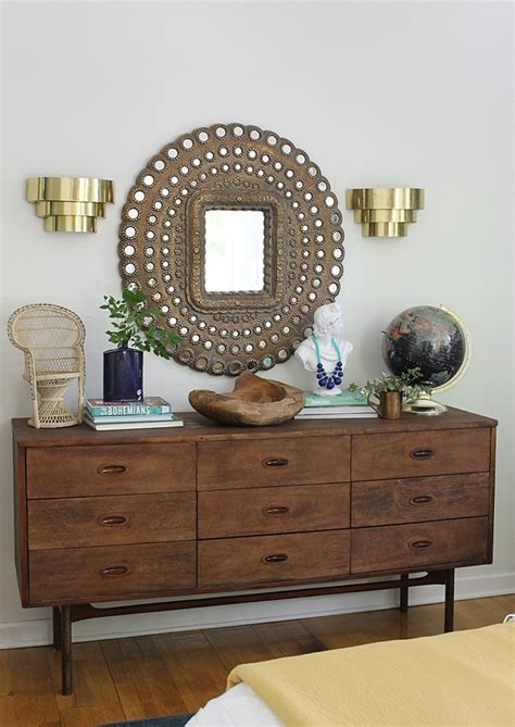 How To Style A Dresser by Craigslist Trash To Treasure Dresser Rev