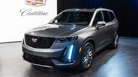 cadillac xt revealed    detroit auto show
