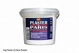 Plaster of Paris Powder - - Dala