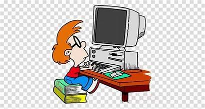 Computer Clipart Clipground Cartoon