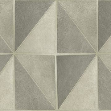 gradient geometric tiles wallpaper grey  white