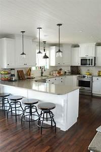 Elegant White Kitchen Interior Designs