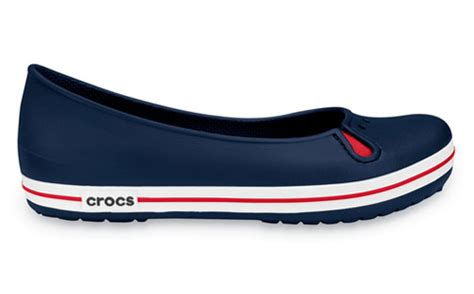 Ace Boating Crocs Navy White by Eroraexotica New Crocs Available