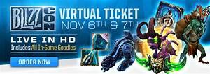 BlizzCon 2015 In-Game Goodies Round-Up - BlizzCon 2018