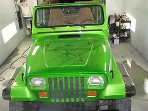 Antifreeze 1995 Jeep Wrangler