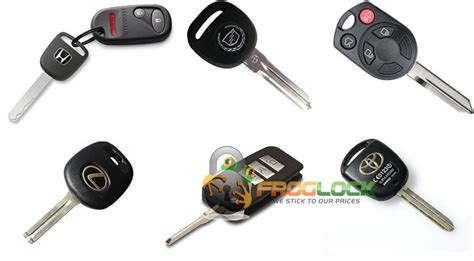 Types Of Car Keys Pictures To Pin On Pinterest