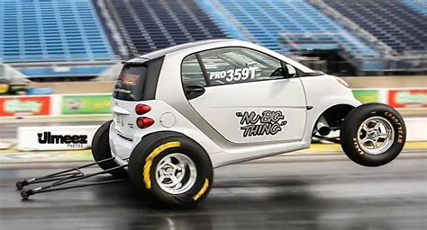 Smart Car From Hell Powered Chevy