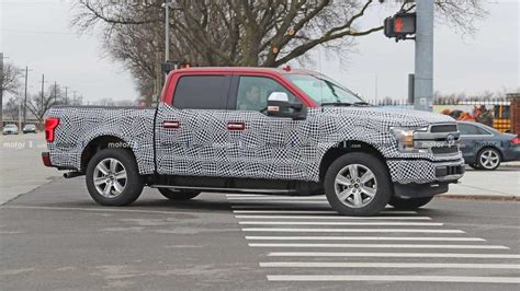 ford   electric pickup truck drive silently video