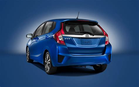 2015 Honda Fit Is A Cool New Urban Car For ,525