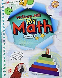 Mcgraw Hill My Math, Grade 2, Vol 2 Inc Mcgrawhill Companies 9780021160693 Amazoncom Books