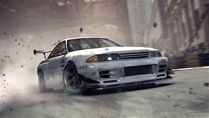 Skyline Nissan R32 Jdm Wallpapers Desktop Godzilla