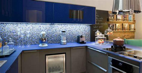 deco cuisine bleu décoration cuisine bleu