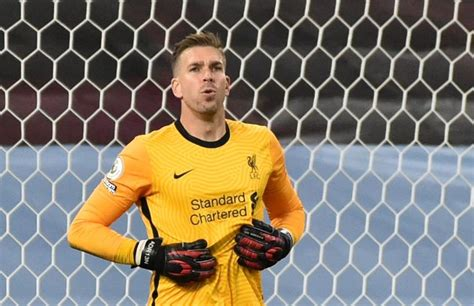Liverpool set for difficult conversation with Adrian ...