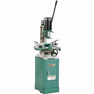 Heavy-Duty Mortiser With Stand Grizzly Industrial