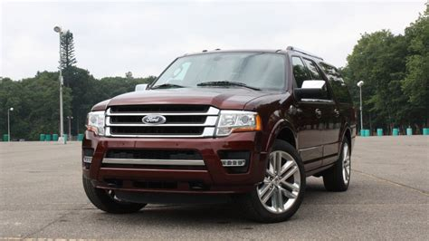 ford expedition el  king ranch review  full size