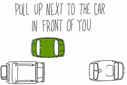 Parking Parallel Park Guide Animated Giphy Pro