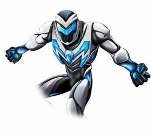 MAX STEEL AGE: unknown OCCUPATION: Ultimate superhero ...