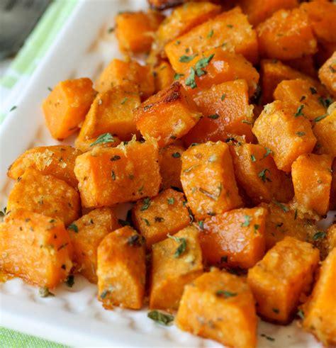 cuisiner une patate douce recette facile de patates douces au parmesan
