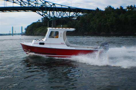 Eastern Boats by Research 2011 Eastern Boats 22 Lobsterfisherman On