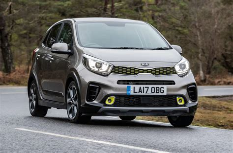 kia picanto    review autocar