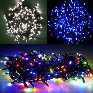 Led Weihnachtsbeleuchtung Außen : 3x 15m 100 led lichterkette au en innen leuchten party weihnachtsbeleuchtung ebay ~ A.2002-acura-tl-radio.info Haus und Dekorationen