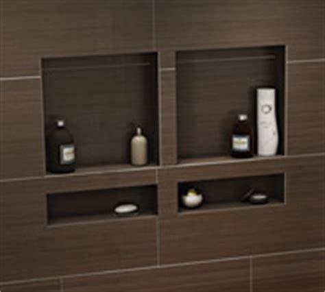 Tile Redi Niche Sizes by Shower Pans Bases Shelves Tile Redi