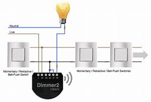 2 Dimmers On 3 Way Circuit