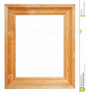 Cadre De Tableau : cadre de tableau en bois brun large simple vertical image ~ Dode.kayakingforconservation.com Idées de Décoration