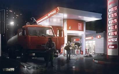 Tarkov Escape 1080p Wallpapers Concept Backgrounds Lv
