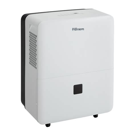 Top Rated Dehumidifiers For Basement by Danby Ddr50b3wp Premiere 50 Pint Dehumidifiers Free