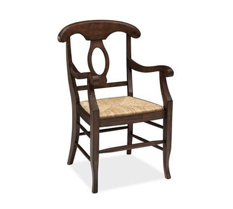 Pottery Barn Napoleon Chair Cushions napoleon 174 chair pottery barn