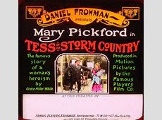Tess of the Storm Country Mary Pickford Foundation