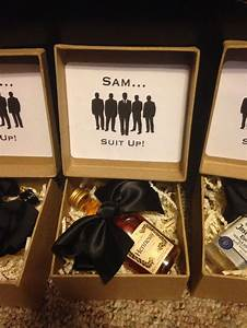 119 best will you be my groomsman images on pinterest With wedding gifts for groomsmen