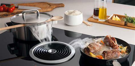 bora cuisine hotte d aspiration cuisine cuisine blanche sous le feu