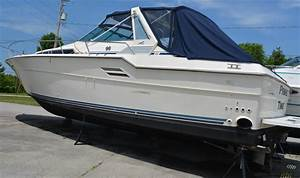 1987 Sea Ray 460 Express Cruiser Power Boat For Sale