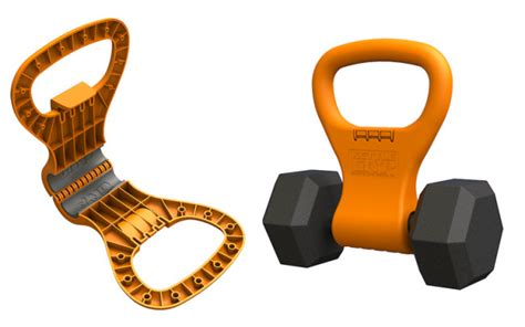 kettle dumbbell into workout kettlebell turn gryp any ingenious brobible gyms kettlebells certain expensive hell carry provide problem awesome re