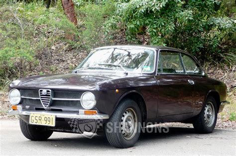 Alfa Romeo Gt Junior 1600 Coupe Auctions