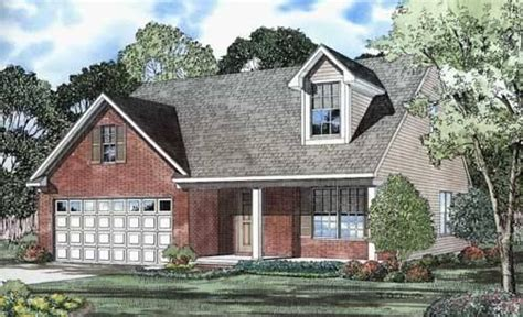 House Plan 110 00488 Country Plan: 1 604 Square Feet 3