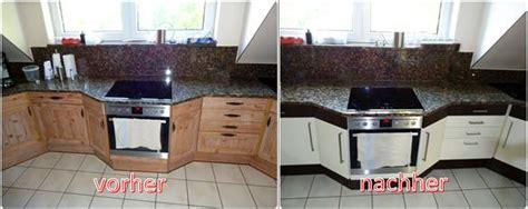 Küche Folieren Vorher Nachher  Easy Home DesignIdeen
