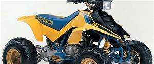 Weekly Used Atv Deal  1986 Suzuki Quadracer 250 For Sale Or Trade