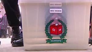 BBC News - Clashes and boycott mar Bangladesh election
