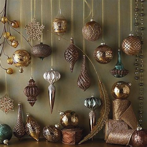 golden splendor decor kit without tree christmas