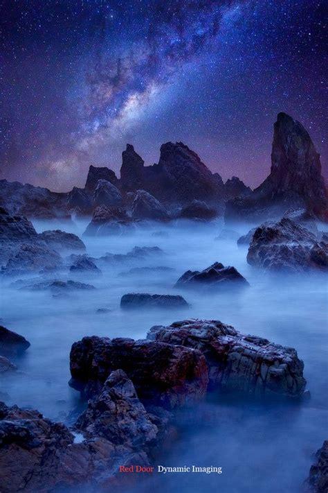 Best Beautiful Milky Way Images Pinterest Night